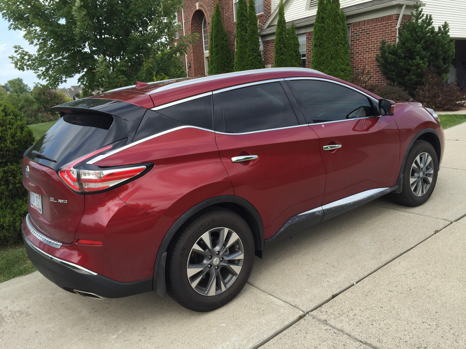 2015 nissan murano inventory autos post. Black Bedroom Furniture Sets. Home Design Ideas