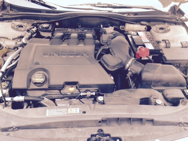 Picture of 2009 Lincoln MKZ AWD, engine, gallery_worthy