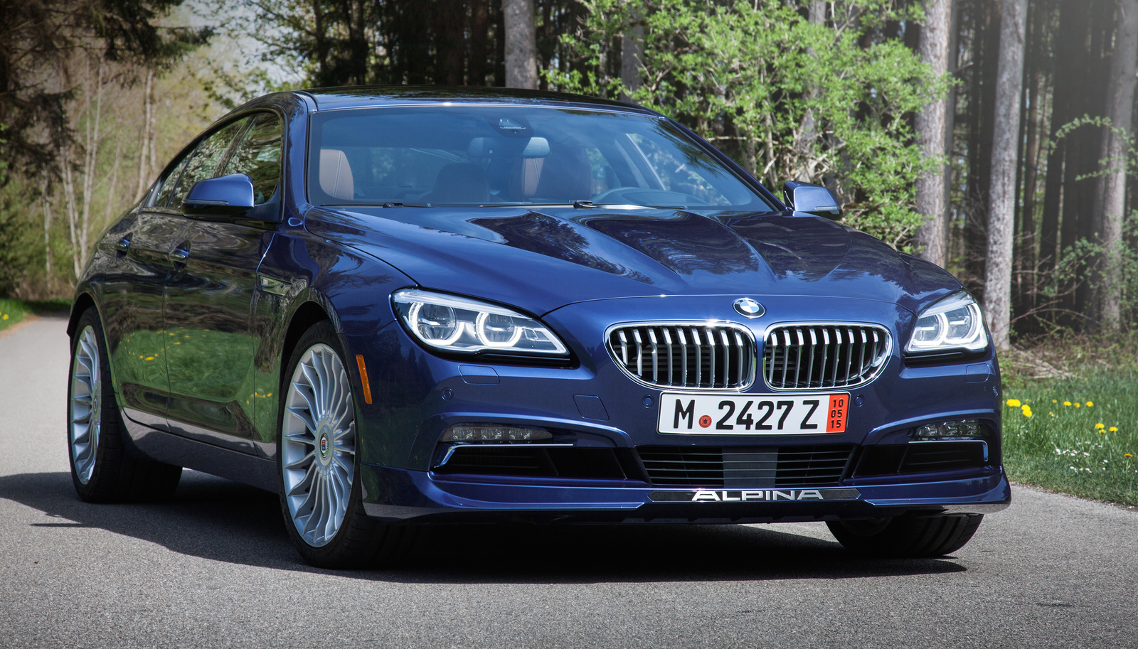 2016 Bmw Alpina B6 Review Cargurus