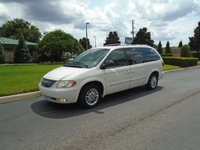 Picture of 2001 Chrysler Town & Country Limited LWB FWD, exterior, gallery_worthy