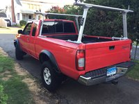 Picture of 1999 Nissan Frontier 2 Dr SE 4WD Extended Cab SB, exterior