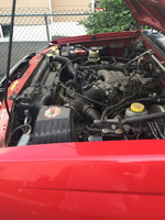 Picture of 1999 Nissan Frontier 2 Dr SE 4WD Extended Cab SB, engine