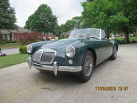 1959 MG MGA Overview