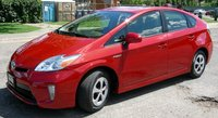 Picture of 2014 Toyota Prius Three, exterior, gallery_worthy