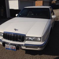 Picture of 1993 Buick Riviera Coupe FWD, exterior, gallery_worthy