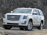 2015 Cadillac Escalade Picture Gallery