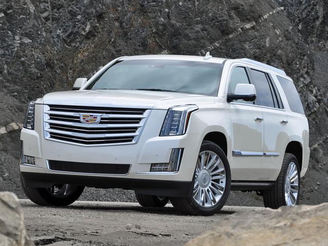 2015 Cadillac Escalade Platinum, exterior, gallery_worthy
