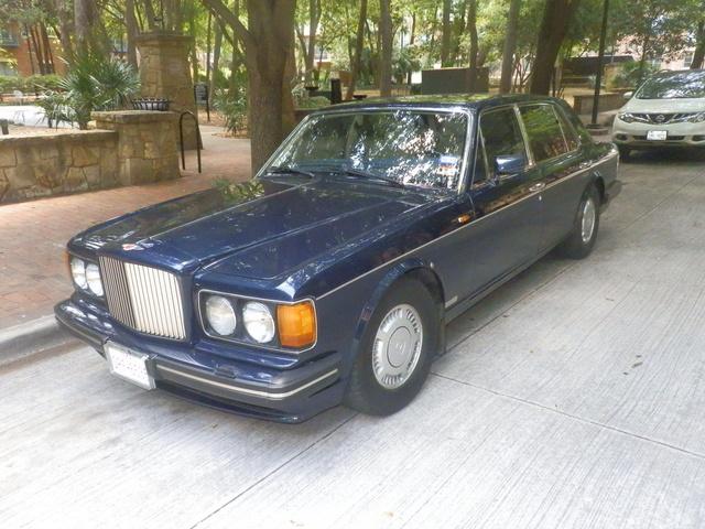 1992 Bentley Turbo R  Overview  CarGurus