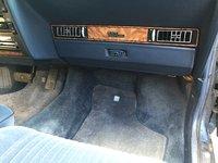 Picture of 1989 Buick Century Custom Sedan, interior
