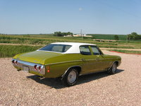1972 Chevrolet Malibu Overview