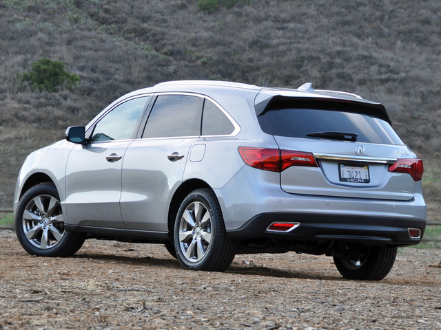 2016 Acura MDX - Overview - CarGurus on