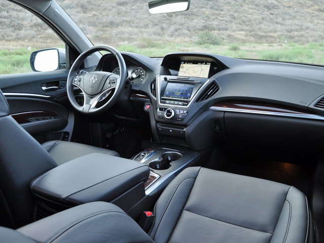 2017 Acura Mdx Advance And Entertainment Packages >> 2016 Acura MDX - Overview - CarGurus