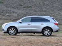 2016 Acura MDX Advance Lunar Silver Metallic