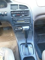 Picture of 1996 Mazda MX-6 2 Dr LS Coupe, interior