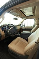 Picture of 2012 Ford F-250 Super Duty Lariat Crew Cab 4WD, interior