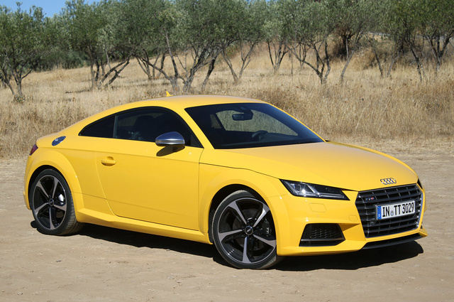 the new tt models by our uk audi rs coup range explore