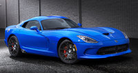 2016 Dodge Viper, Front-quarter view, exterior, manufacturer, gallery_worthy