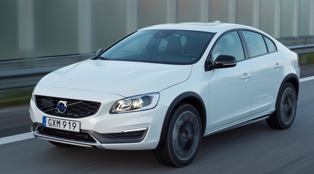 2016 Volvo S60, Front quarter view, exterior, manufacturer