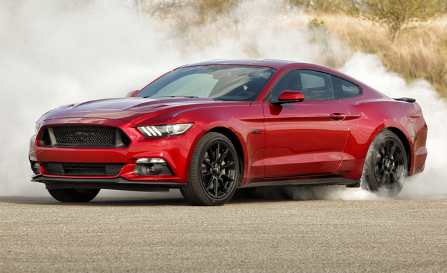 2016 Ford Mustang - Overview - CarGurus