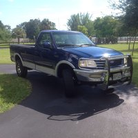 Picture of 1998 Ford F-250 2 Dr STD 4WD Standard Cab LB, exterior