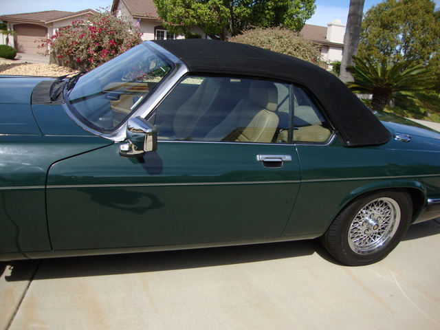 Picture of 1990 Jaguar XJ-S