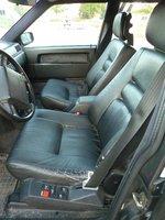 Picture of 1991 Volvo 940 4 Dr SE Turbo Sedan, interior