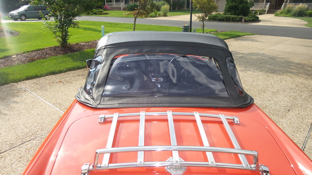 Picture of 1979 MG MGB