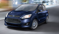 2016 Ford C-Max, Front quarter view, exterior, manufacturer, gallery_worthy
