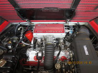 Picture of 1988 Ferrari Mondial, engine