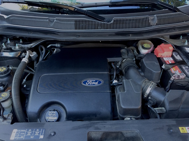 Picture of 2013 Ford Explorer Limited, engine, gallery_worthy