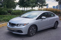Picture of 2014 Honda Civic EX, exterior, gallery_worthy