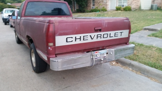 Picture of 1988 Chevrolet C/K 1500