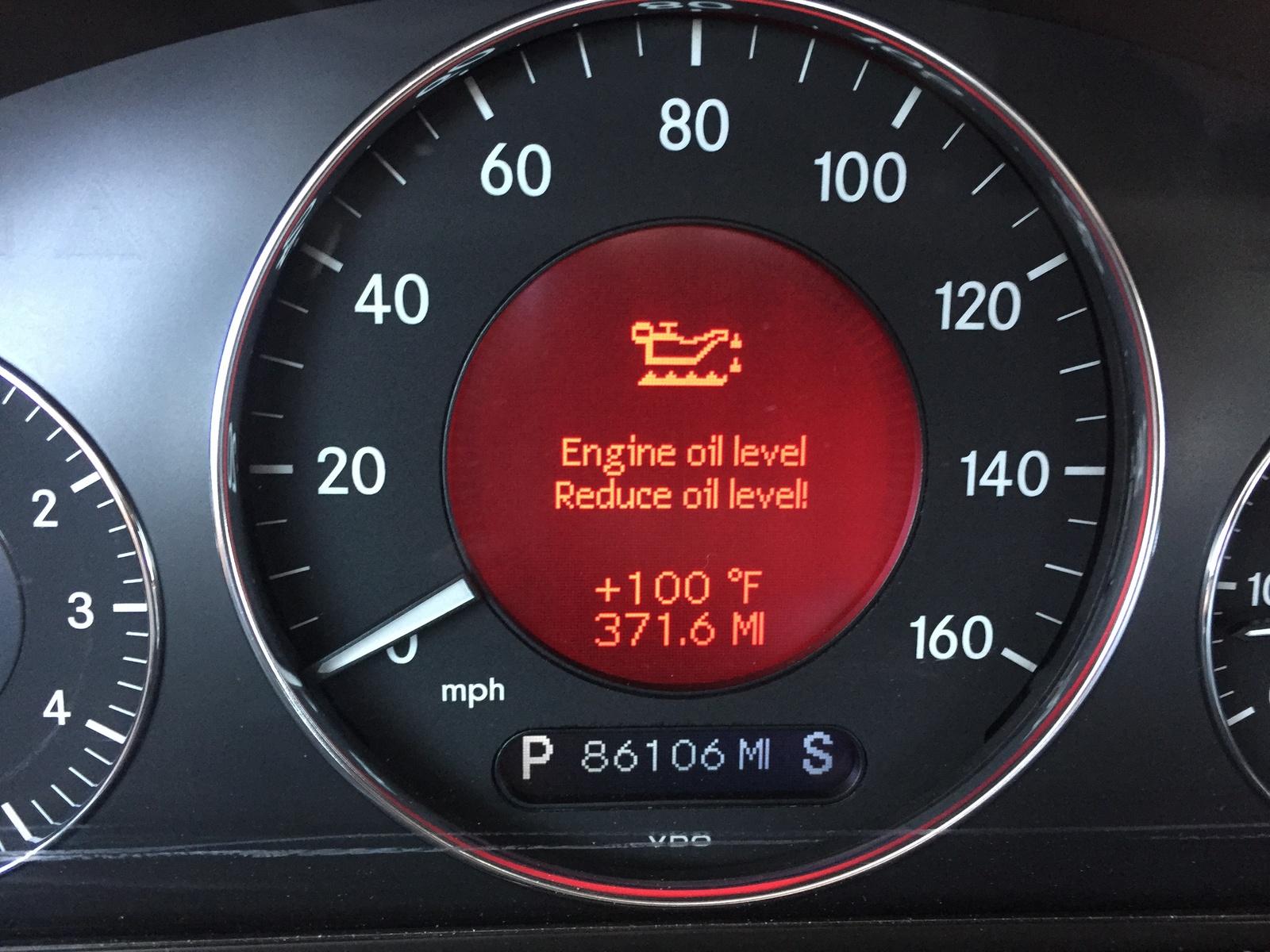 Mercedes-Benz CLK-Class Questions - CLK500 Temperature and ...