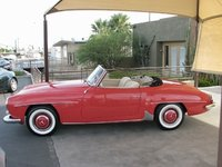 Picture of 1957 Mercedes-Benz SL-Class 190SL, exterior, gallery_worthy