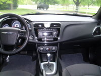 Picture of 2013 Chrysler 200 LX, interior