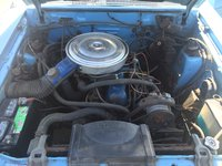 Picture of 1979 Mercury Zephyr, engine, gallery_worthy