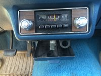 Picture of 1979 Mercury Zephyr, interior, gallery_worthy