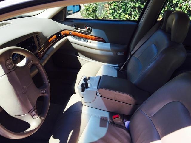 2002 Buick Lesabre Interior Pictures Cargurus