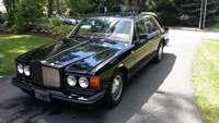 1990 Bentley Turbo R Overview