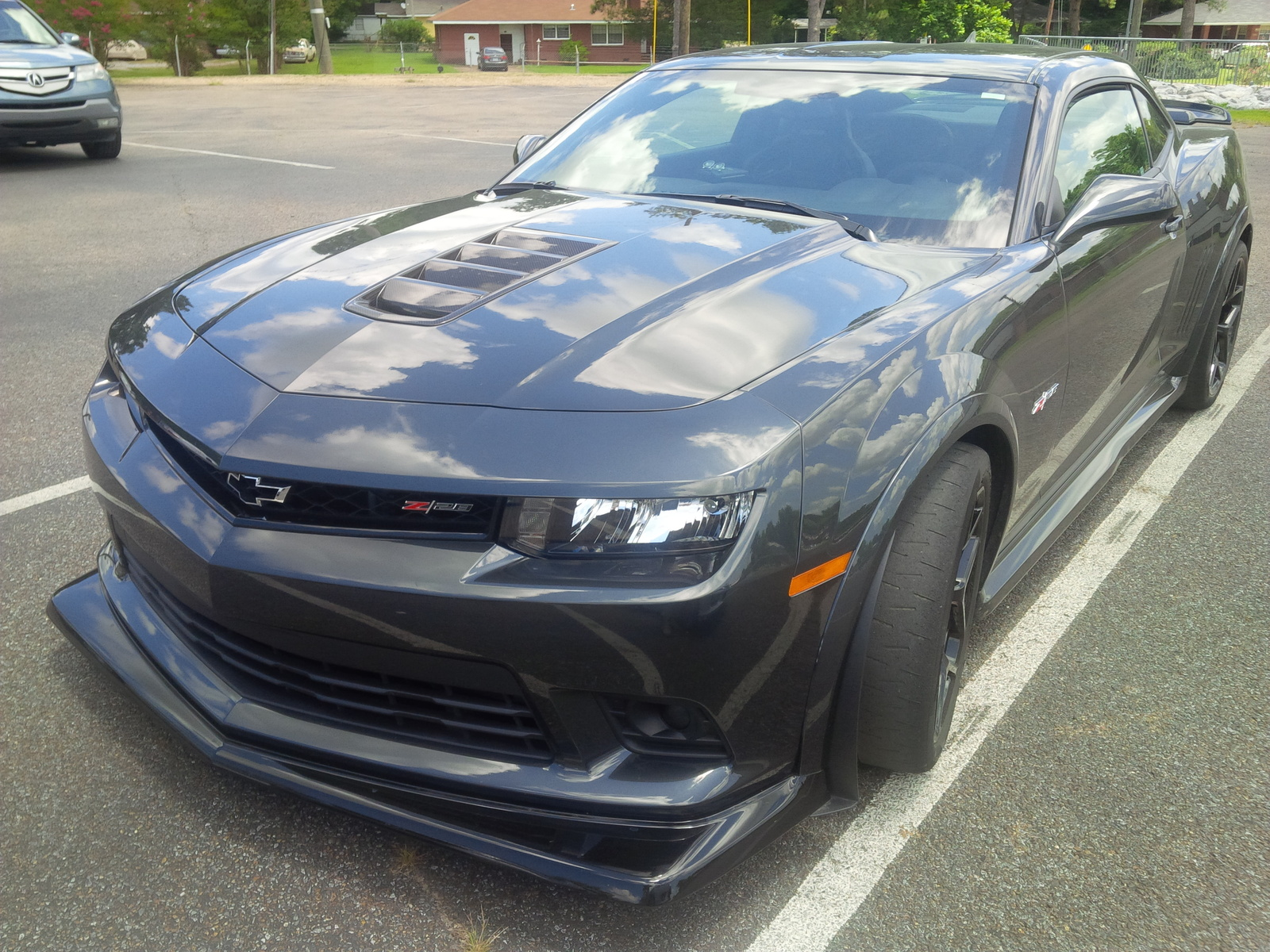 picture of 2015 chevrolet camaro z28. Cars Review. Best American Auto & Cars Review