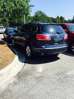 Picture of 2015 Buick Enclave Leather