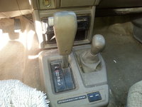 Picture of 1995 Honda Passport 4 Dr EX 4WD SUV, interior