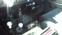 Picture of 1999 Land Rover Defender, interior, gallery_worthy
