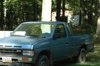 1988 Nissan Truck Overview