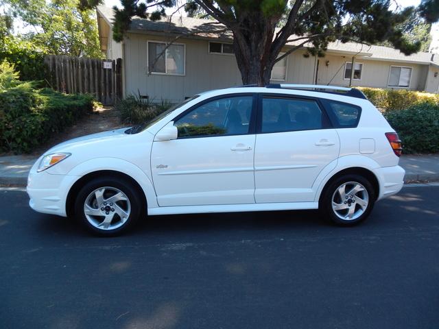 2007 Pontiac Vibe Pictures Cargurus