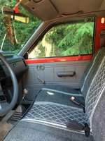 Picture of 1986 Mazda B2000, interior
