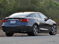 2016 Nissan Maxima SL in Storm Blue, exterior, gallery_worthy