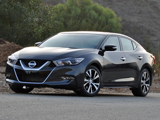 2016 Nissan Maxima Test Drive Review Cargurus