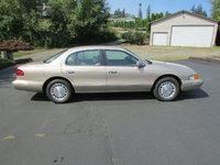 Picture of 1997 Lincoln Continental 4 Dr STD Sedan, exterior