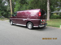 Picture of 2005 GMC Savana 1500 SLE AWD, exterior